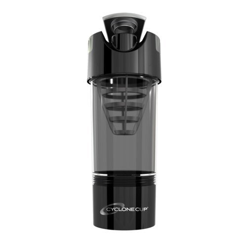 Cyclone Cup Shaker Bottle Black 20Oz (Ffp)