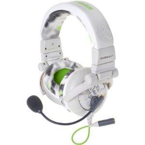 Skullcandy Inc White/green Gi Gaming Xbox Headphones