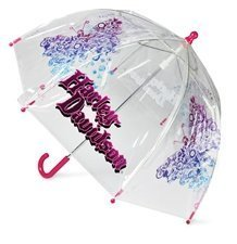 Harley-Davidson Girls Butterfly Umbrella by Kids Preferred by Kids Preferred (English Manual)