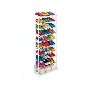 Amazon.com: Prime Furnishing 30 Pairs Shoe Rack: Home