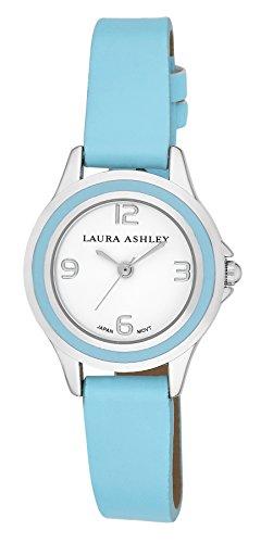 laura-ashley-womens-la31009bu-analog-display-japanese-quartz-blue-watch