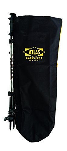 Atlas Snowshoes Tote Bag, Black, 23-27-Inch