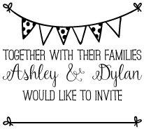 personalizzato-timbro-di-nozze-bandierine-invite