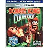 Donkey Kong Country: Nintendo Official Player's Guide for Gameboy Advance