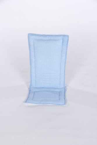 Imagen de Cubierta del bebé Muñeca silla alta, Azul