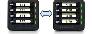 Drobo USB 3 0 4 Bay Storage Array DDR3A21