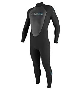 O'Neill Wetsuits Reactor 3/2mm Full Suit, Black, X-Large