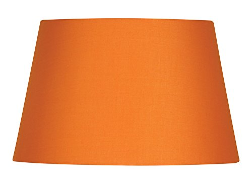 oaks-lighting-12-inch-cotton-drum-shade-satsuma-orange