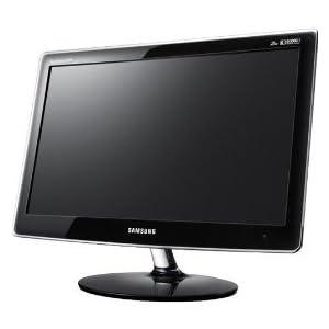 Samsung P2570HD 24.6-Inch Full 1080p HDTV LCD Monitor – Black Rose