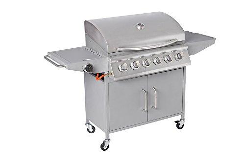 Barbecue gaz test comparatif for Comparatif barbecue a gaz