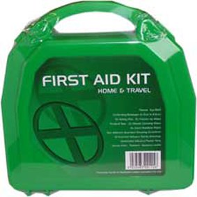 First Aid Kit Home and Travel