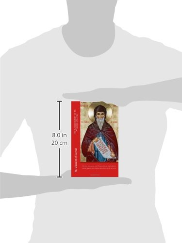 The Commonitory of St. Vincent of Lerins