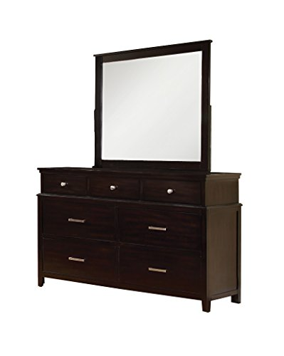 Long Dresser With Mirror