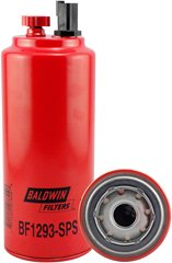 Baldwin BF1293-SPS Water Separator Spin-On with Drain