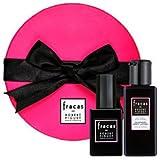 Fracas de Robert Piguet for Women Little Pink Box 2 Piece Set Includes: 1.0 oz Eau de Parfum Spray + 2.0 oz Silkening Body Lotion