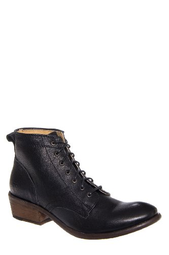 Frye Carson Lace Up Low Heel Ankle Boot