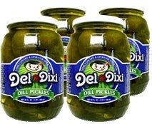 Del-Dixi Dill Pickles 32 oz (Del Dixie Pickles compare prices)