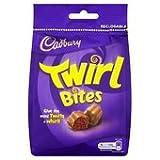 Cadbury Twirl Bites 145g