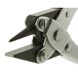 Round Nose Flat Nose Parallel Plier (140 mm)