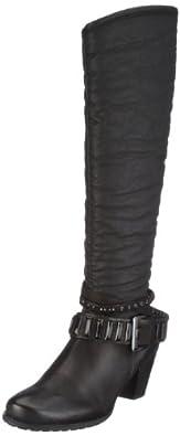 Marc Shoes 1.477.08-02/100-Xenia, Damen Stiefel, Schwarz (black 100), EU 37