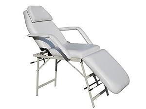 Poltrona lettino massaggi sedia trattamenti estetista for Lettino estetista portatile