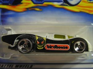 Hot Wheels Tony Hawk Skate Series Sol-Aire #42 (2000) - 1