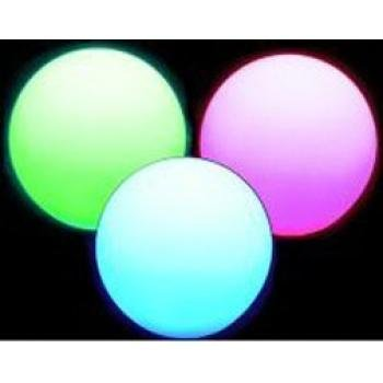 "Fortune Products R-Orb95-2 Rainbow Orb Multi-Color LED Light, 9-1/2"" Diameter"