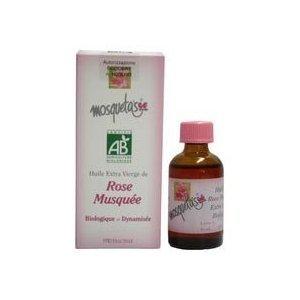 Les benefices de l'huile de rose musquee