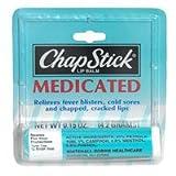 Chapstick Medicated Lip Balm