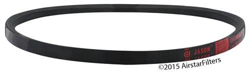 """Replacement for Goodyear B39 - B Section V-Belt - 21/32 """" Top Width - 13/32 """" Thick"""