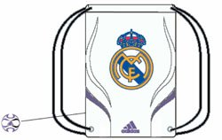 Real Madrid sack pack