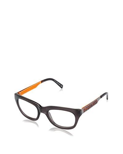 D Squared Montatura Dq5096 (50 mm) Grigio/Arancione