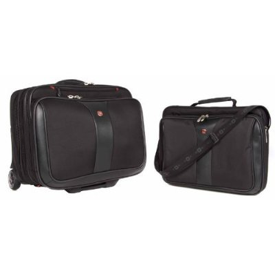 WENGER : SWISSGEAR | WA-7953-02 15.4 PC briefcase with carry bag...