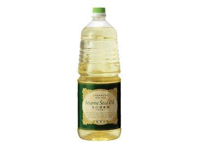 竹本油脂 製菓用太白ごま油 1650g