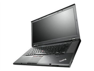 Lenovo 2392ARU ThinkPad T530 2392 - Core i5 3320M / 2.6 GHz - Windows 8 Pro 64-bit / Windows 7 Able 64-bit downgrade - pre-installed: Windows 7 - 4 GB RAM - 180 GB SSD - DVD-Author - 15.6 inch wide 1600 x 900 / HD+ - Intel HD Graphics 4000 - 3G upgradable
