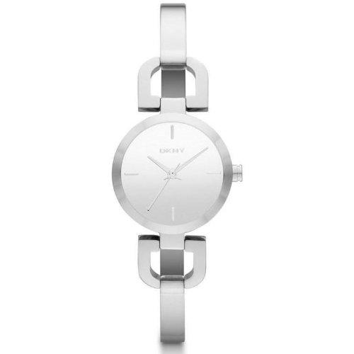 DKNY NY8869 - Orologio da polso da uomo, cinturino in acciaio inox colore argento