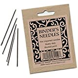 University Products Book Binder's Needles- Set of 5