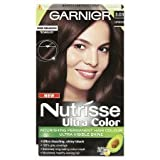 Garnier Nutrisse Ultra Color Nourishing Permanent Hair Colour 3.03 Espresso