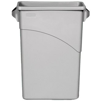 nextday-catering-f603-slim-jim-container-60-l-grey