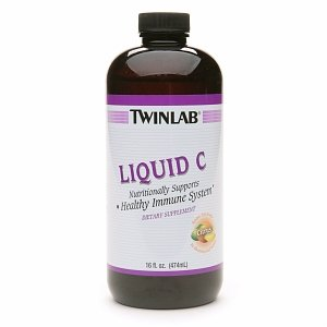 Twinlab Liquid C, Citrus 16 Fl Oz (474 Ml) Write A Review