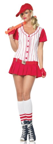 Leg Avenue Women's Baseball Player Costume
