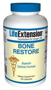 Life Extension Bone Restore Superior Calcium (150 Capsules)
