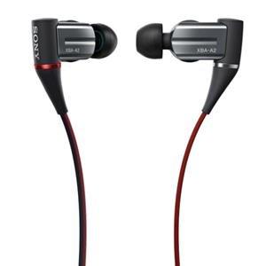 Sony XBA-A2 Hybrid Balanced Armature In-Earphone (International Version U.S. warranty may not apply)