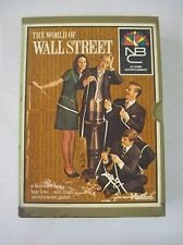 The World of Wall Street 1969 Board Game - 1