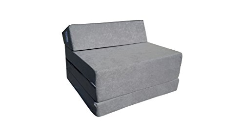 fold-out-guest-chair-z-bed-futon-sofa-for-adult-and-kids-folding-mattress-gray