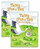 2 Pack - Twice Upon A Time: Twins Memory Books