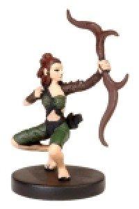 D & D Minis: Wood Elf Skirmisher # 31 - Harbinger (Wood Elf compare prices)