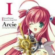 エターナルファンタジー キャラクターソングCD Vol.1 アルシェ