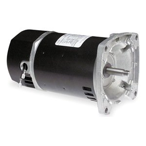 Pump Motor, 1 Hp, 3450, 115/230 V, 56Y, Odp