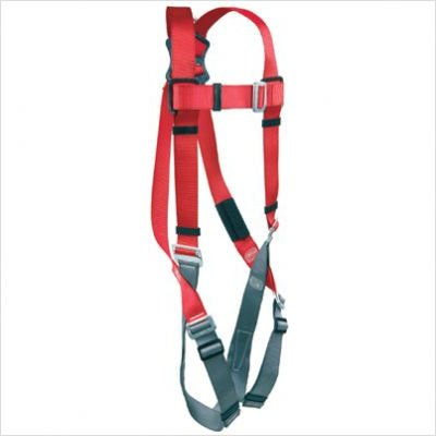 PRO Line Full Body Harnesses - harn pt 1d med/lg pro